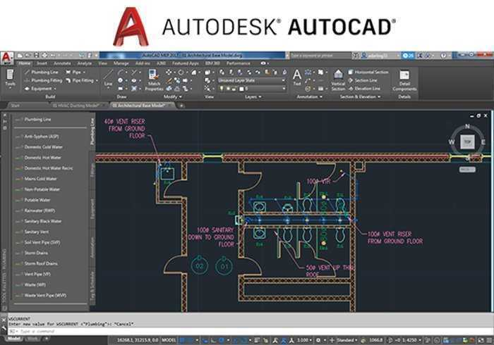 AutocAD Free 2D CAD Drawing Software