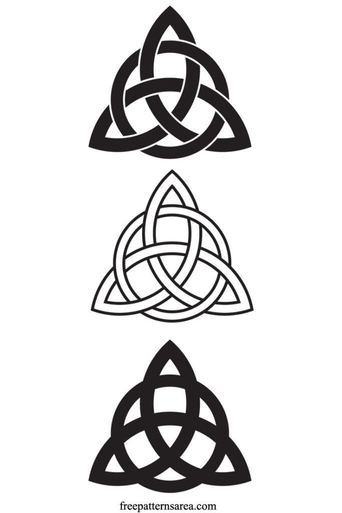 celtic holy trinity symbol the image kid has it. Black Bedroom Furniture Sets. Home Design Ideas
