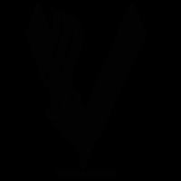 The Vikings Serie Logo Symbol Vector