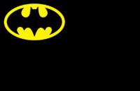 Free Batman Logo Vector Pattern