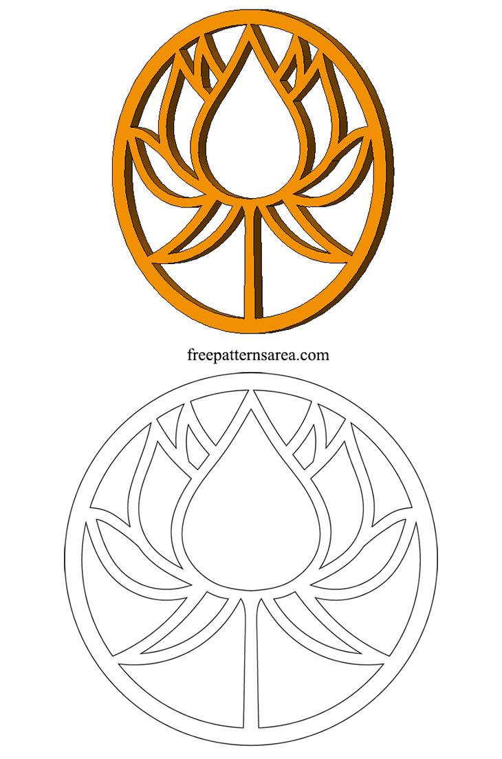 Lotus Pattern