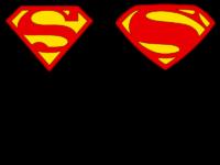 Superman Logo Symbol Vector