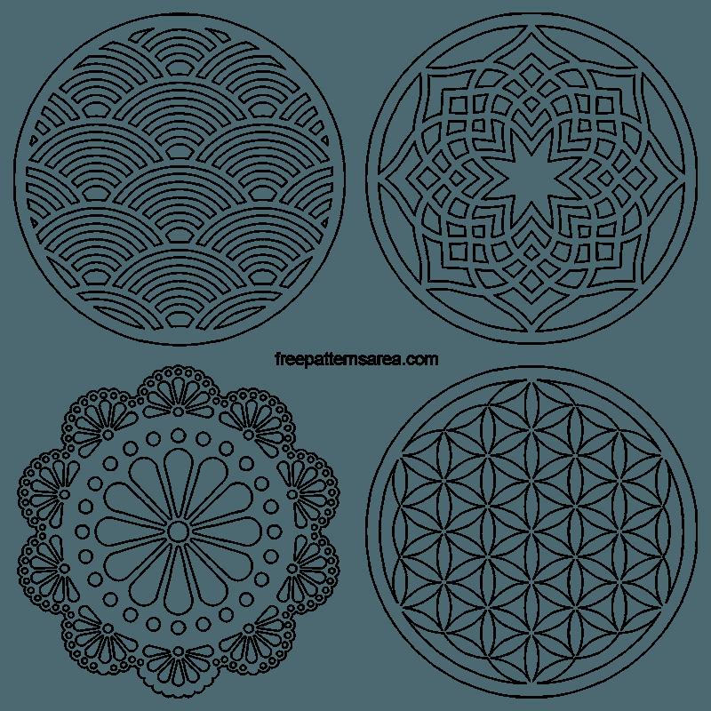 Printable Coaster Pdf Patterns