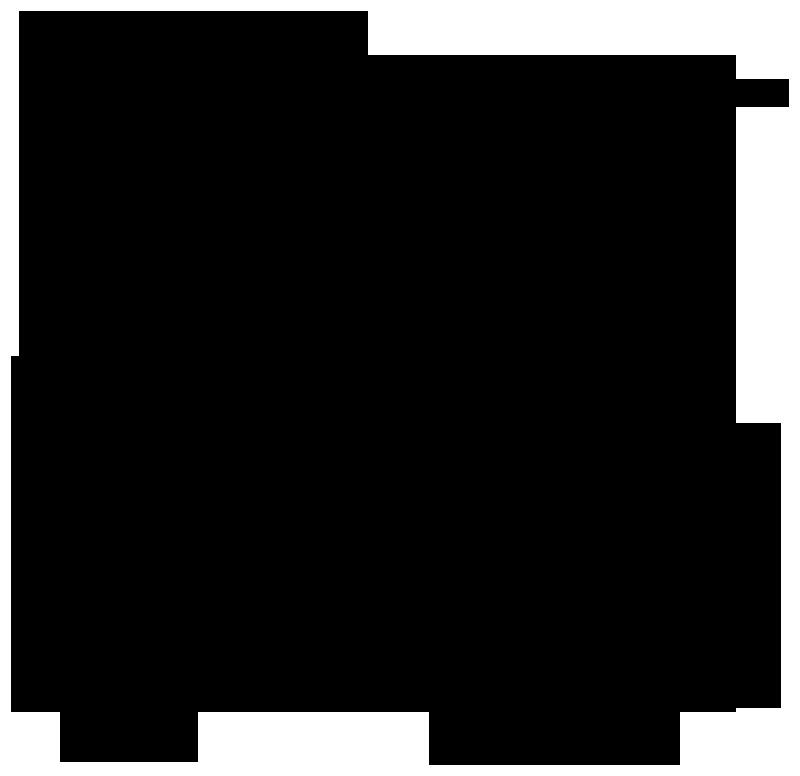 Free Unicorn Stencil Silhouette Vector Images