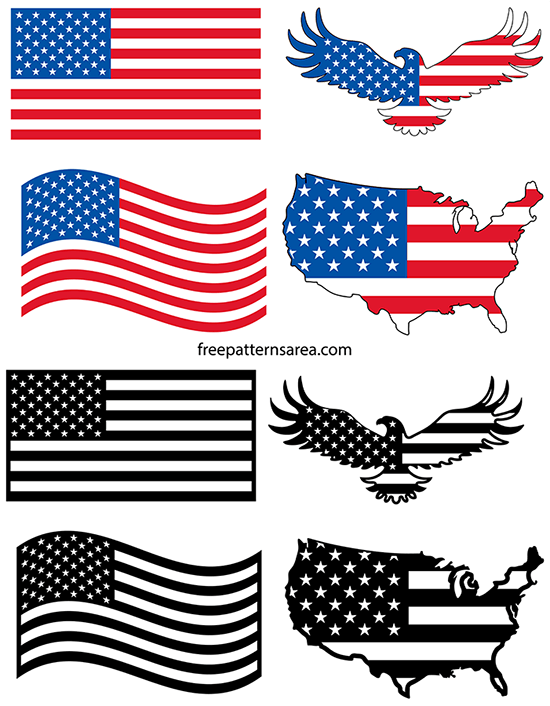 United States Flag Images Graphic Pictures Free