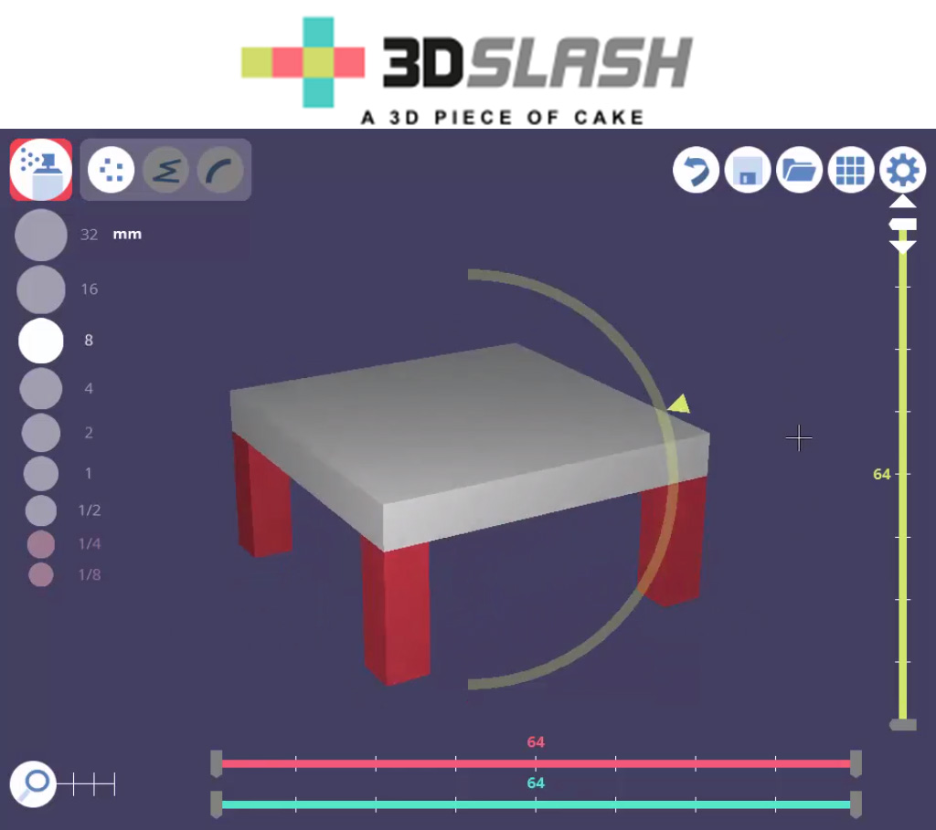 3d Slash 3d Modeling Software