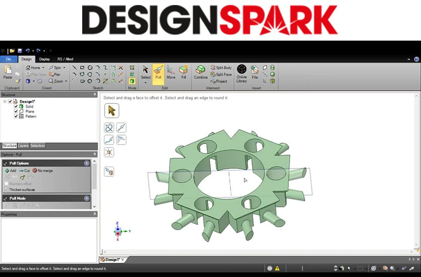 Designspark Mechanical 3d Models Program