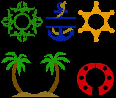 Free Svg Monogram Frame Designs