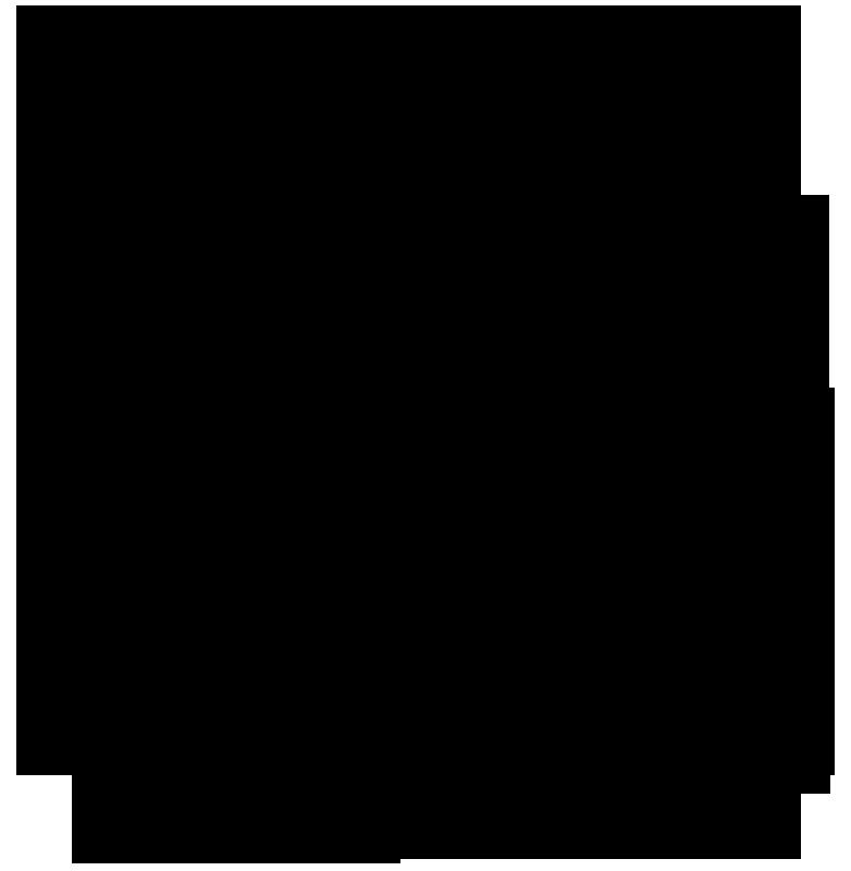 Christmas Decoration Outline Printable Templates