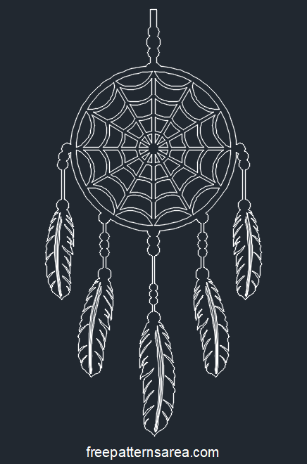 Dreamcatcher Autocad Dwg Files Free