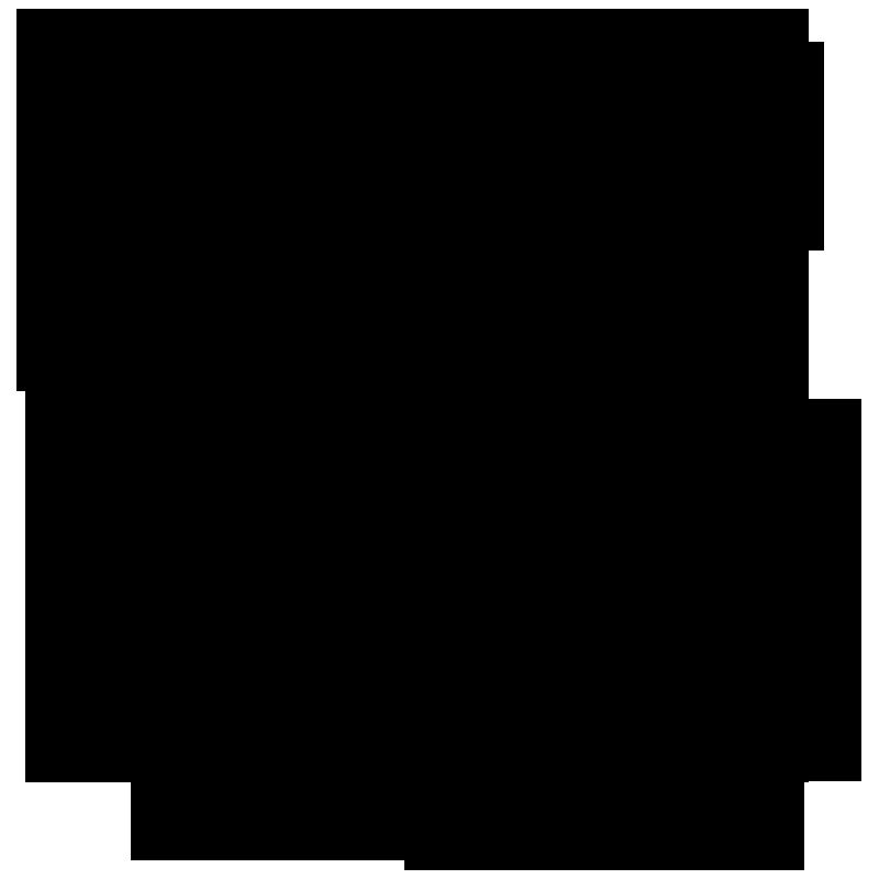 Printable Flower Stencil Pattern Drawings