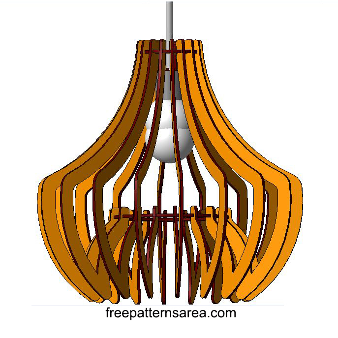 Wooden childrens chandelier free cnc router project freepatternsarea view larger image wooden childrens chandelier free cnc router project file aloadofball Images