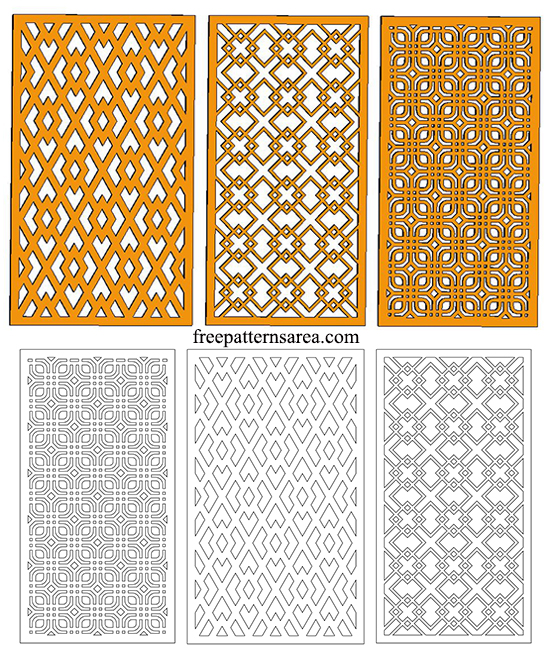 Mdf Design Dxf Files For Cnc Laser Cutting