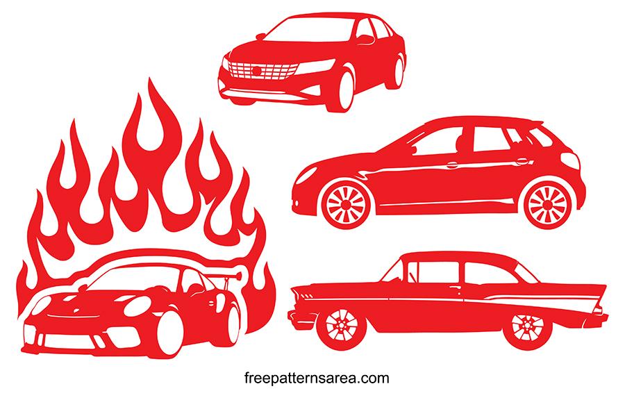 Free Car Svg Image Files